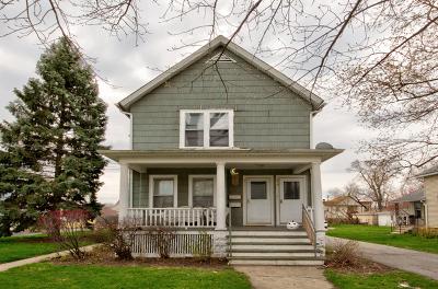 Joliet Multi Family Home New: 712 Richmond Street