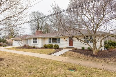 Glen Ellyn Single Family Home New: 950 Roslyn Road