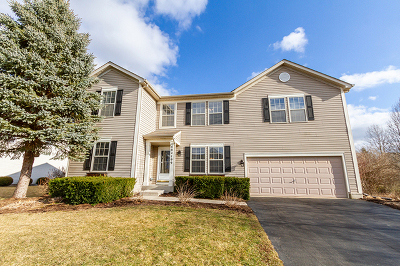 St. Charles Single Family Home New: 40w199 James Michener Drive