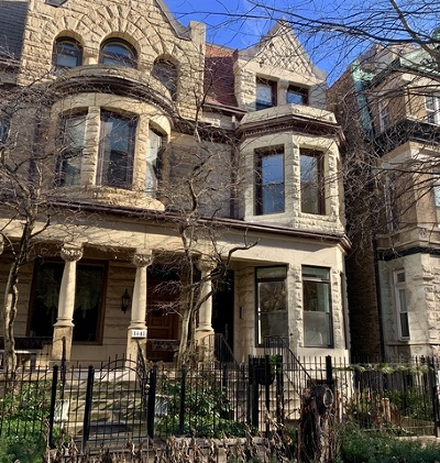 Chicago Condo/Townhouse New: 1439 North Dearborn Street #1