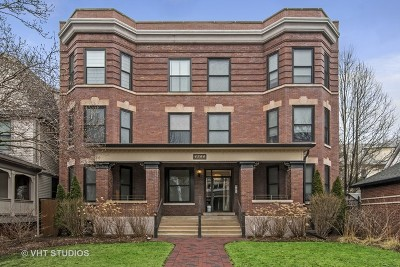 Chicago Condo/Townhouse New: 4544 North Seeley Avenue #1S