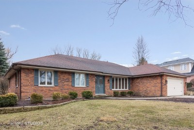Oak Brook Single Family Home New: 503 Forest Mews Drive