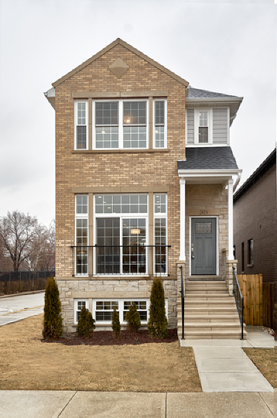 Single Family Home For Sale: 2458 West Berenice Avenue