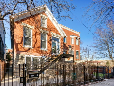 Multi Family Home For Sale: 1640 West Bloomingdale Avenue