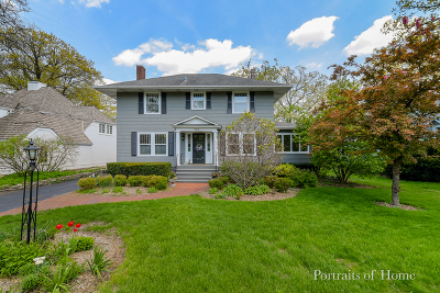Glen Ellyn Single Family Home For Sale: 675 North Main Street