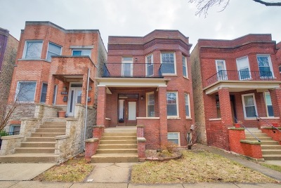 Andersonville Single Family Home New: 1458 West Rascher Avenue