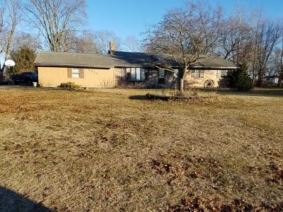 Morris Single Family Home New: 3890 Prairie Lane