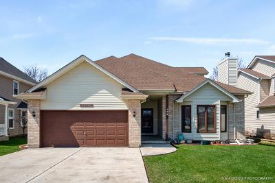 Carol Stream Single Family Home For Sale: 1n100 West Street