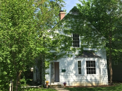 Evanston Single Family Home New: 2339 Hastings Avenue