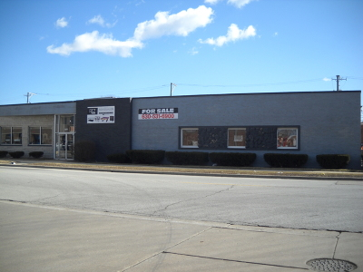 Melrose Park IL Commercial Price Change: $489,500