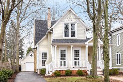 Winnetka Single Family Home Contingent: 259 Ridge Avenue
