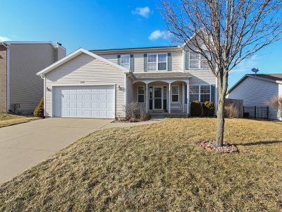 Bloomington Single Family Home New: 3310 Castlemain Drive