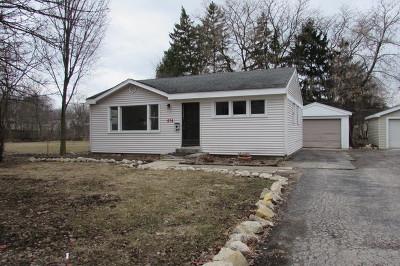 Wheaton Single Family Home New: 414 South Dorchester Avenue