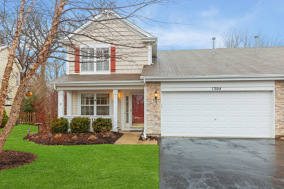 Pingree Grove Condo/Townhouse New: 1304 Promontory Drive
