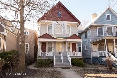 Evanston Rental New: 812 Washington Street #2