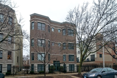 Condo/Townhouse New: 2756 North Wolcott Avenue #2N