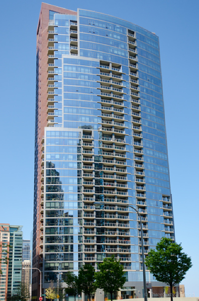 Chicago Condo/Townhouse New: 450 East Waterside Drive #801