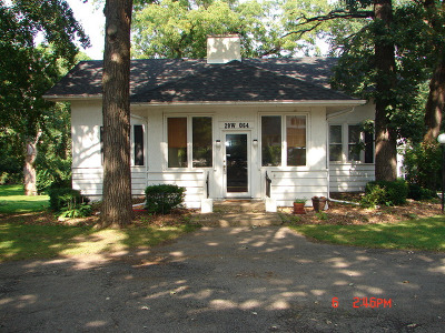 Warrenville Single Family Home Price Change: 29w064 Batavia Road