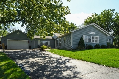 Orland Park Single Family Home New: 13611 92nd Avenue