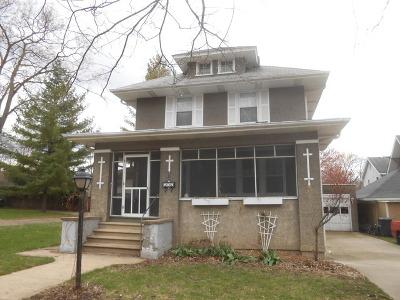Morris Single Family Home New: 312 Nettle Street