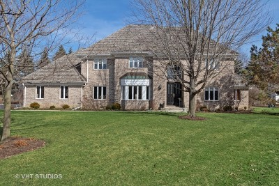 Lake Forest Single Family Home New: 1085 Windhaven Court