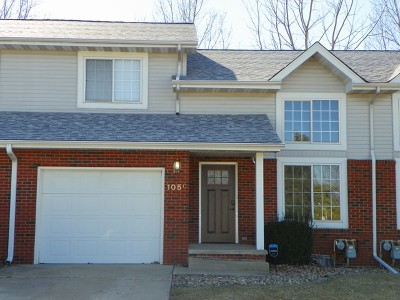 Dwight Condo/Townhouse New: 105 Bannon Drive #C