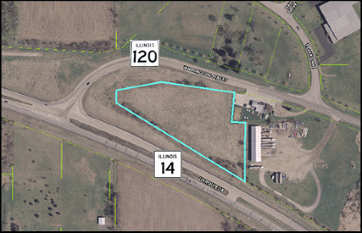 Woodstock Residential Lots & Land For Sale: 0 Vacant Route 14 & Route 120 Highway