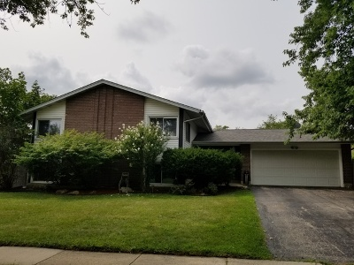 Woodridge Single Family Home For Sale: 2721 Woodridge Drive