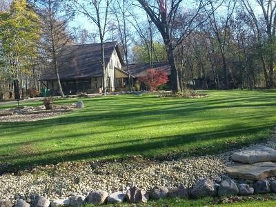 Elburn Single Family Home Price Change: 4n593 Pathfinder Drive