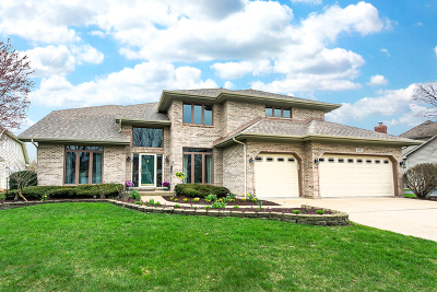 Naperville Single Family Home New: 707 Sherwood Court