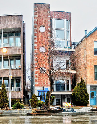 Chicago Condo/Townhouse New: 1320 North Wolcott Avenue #3