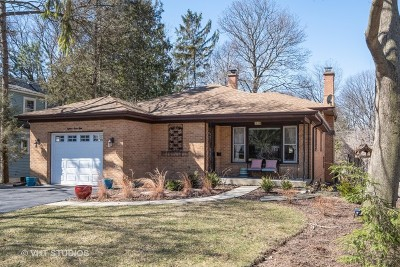 Winnetka, Wilmette, Evanston, Skokie, Northfield, Highland Park, Glenview, Glencoe, Kenilworth, Niles, Morton Grove, Lincolnwood, Lincolnshire, Bannockburn Single Family Home New: 1888 Elmwood Drive