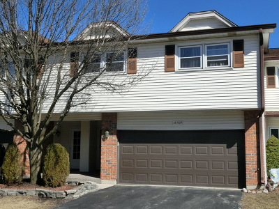 Tinley Park IL Condo/Townhouse New: $189,900