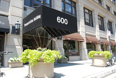 Chicago Condo/Townhouse New: 600 South Dearborn Street #2003