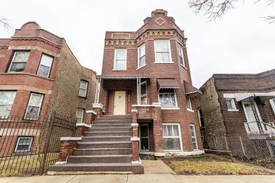 Chicago Multi Family Home New: 935 North Avers Avenue