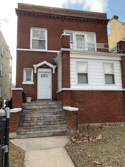Multi Family Home For Sale: 4914 North Troy Street