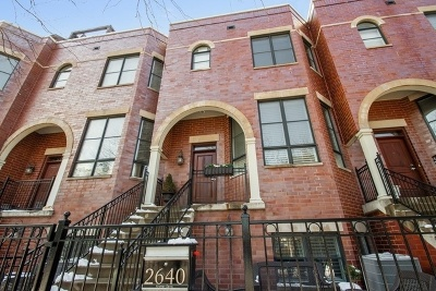 Chicago Condo/Townhouse New: 2640 North Hermitage Avenue