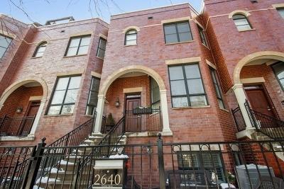 Condo/Townhouse New: 2640 North Hermitage Avenue