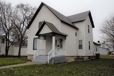 Joliet Multi Family Home New: 155 South Center Street