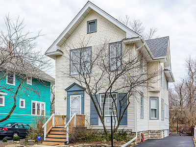 Single Family Home New: 525 Forest Avenue