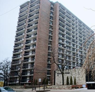Chicago Condo/Townhouse New: 5901 North Sheridan Road #11C