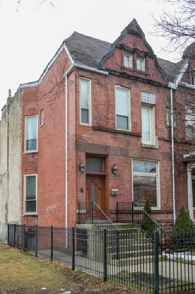 Chicago Single Family Home New: 623 East Oakwood Boulevard
