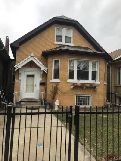 Chicago Single Family Home New: 5430 North Bernard Street