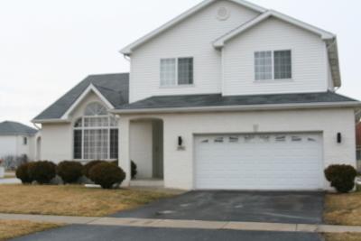 Single Family Home New: 694 Cassandra Lane