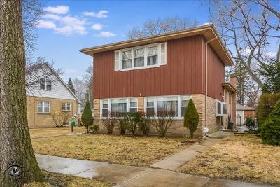 Skokie Single Family Home For Sale: 7524 Kedvale Avenue