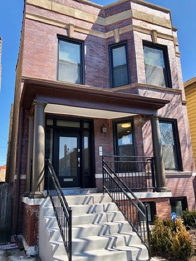 Andersonville Multi Family Home For Sale: 5423 North Ashland Avenue
