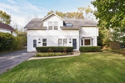Lake Forest IL Single Family Home New: $599,500