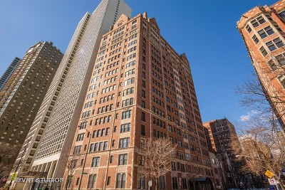 Chicago Condo/Townhouse New: 1120 North Lake Shore Drive #12B