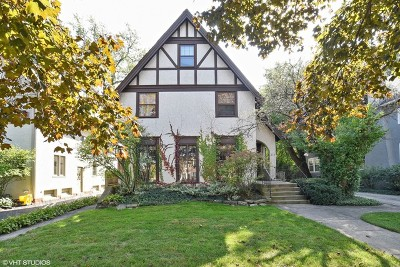 Winnetka Single Family Home For Sale: 428 Elder Lane
