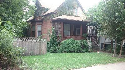 Chicago Single Family Home New: 6114 North Paulina Street